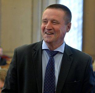 Министр сельского хозяйства и продовольствия Республики Беларусь Леонид Заяц