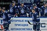 Хоккеисты Динамо-Минск, архивное фото