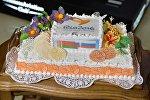 Торт для белорусских паралимпийцев