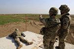Военнослужащие США и Коалиции в Ираке. Архивное фото