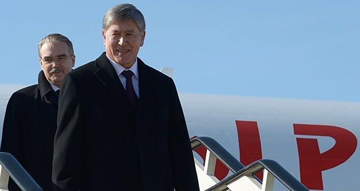 Президента Киргизии могут выписать измосковской клиники на текущей неделе