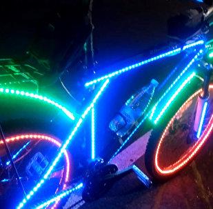 День без автомобиля в Минске: велосипедный вечер в центре города!