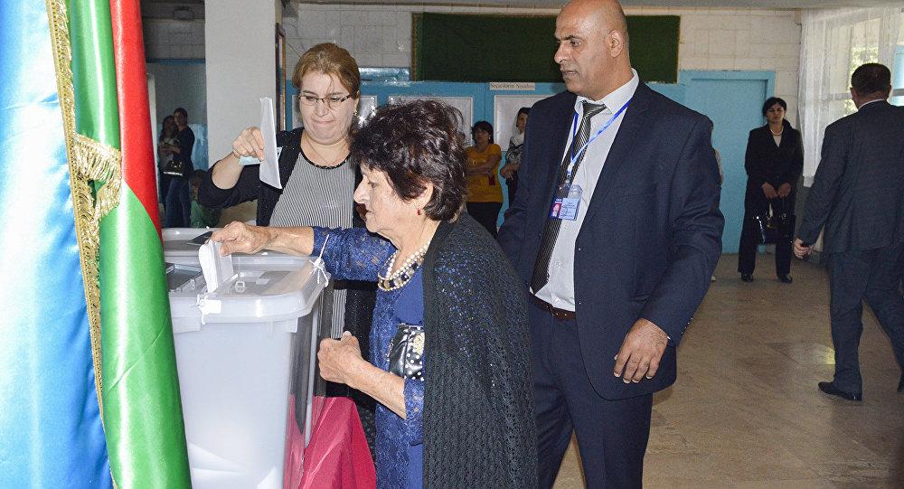 ВАзербайджане вначале рабочей недели пройдет референдум поизменениям вКонституцию