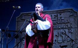 Выступленне Стары Ольса на фестывалі Наш Грунвальд-2015