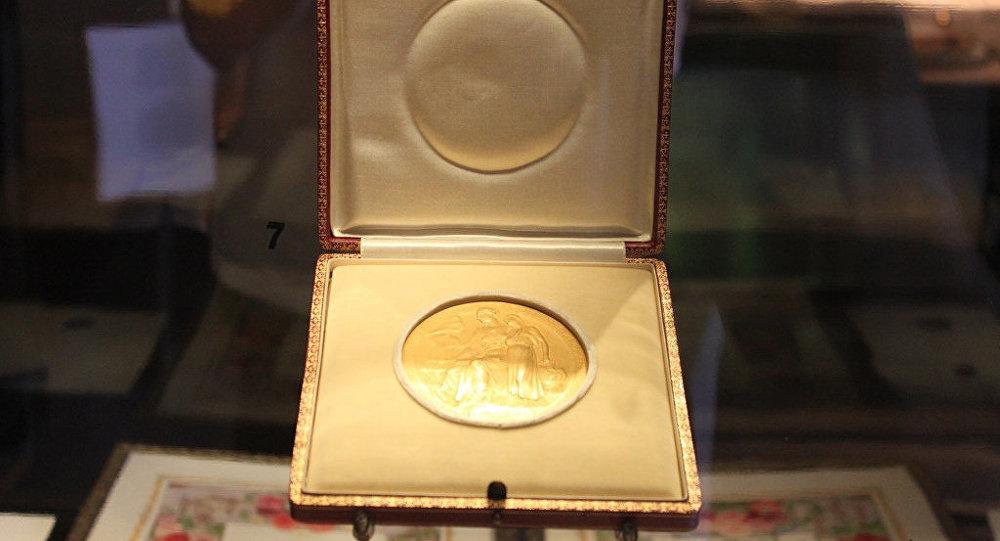 Медаль нобелеўскага лаўрэата