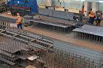 Строительство Белорусской АЭС в Островце
