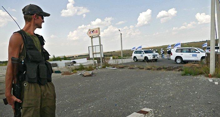 ОБСЕ: Разведение сил вДонбассе должно начаться прямо внастоящее время
