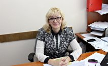 Начальник департамента туризма Министерства спорта и туризма РБ Елена Перминова