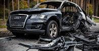 Автомобиль убитого бизнесмена