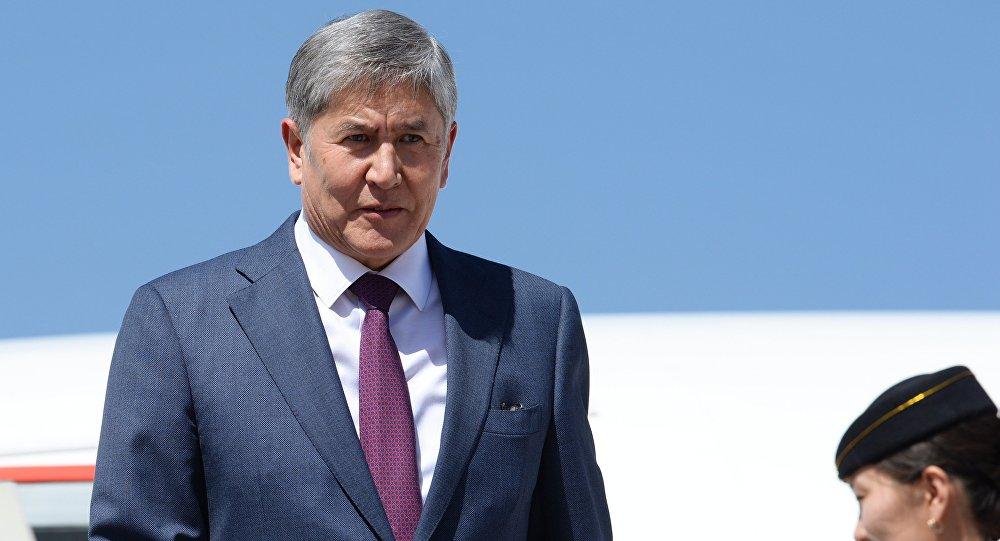 Стал известен диагноз проходящего лечение в клинике президента Кыргызстана