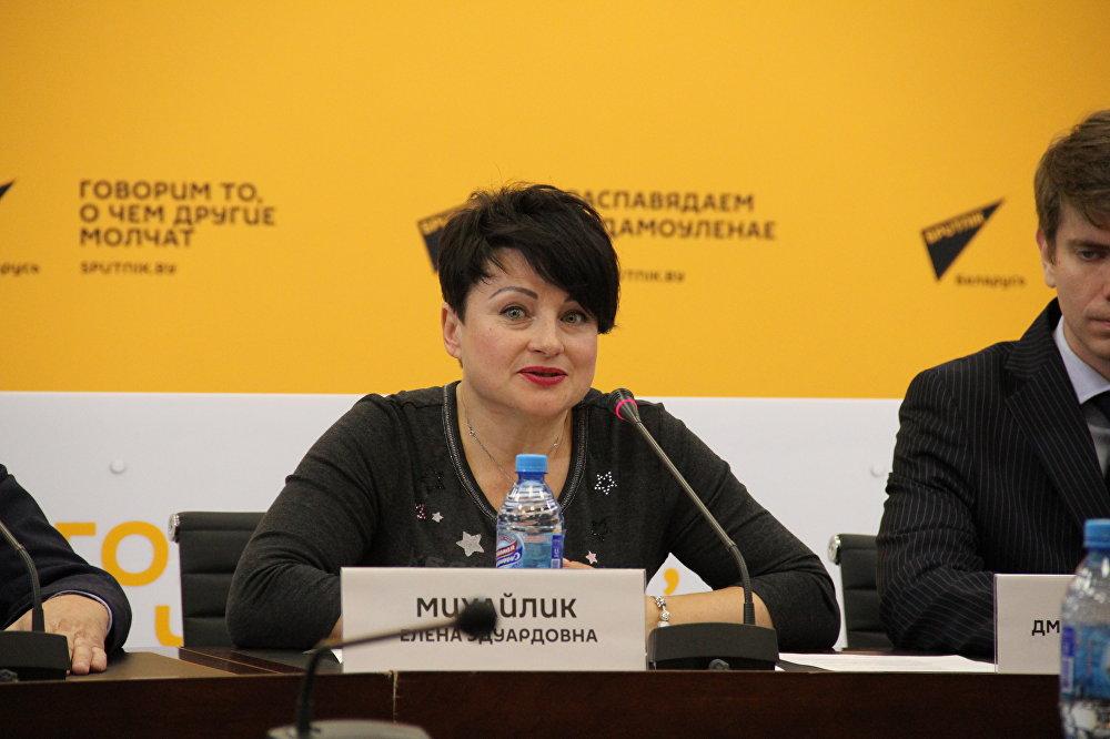 Руководитель белорусского офиса компании TravelLine Елена Михайлик