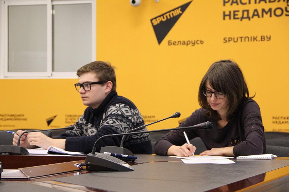 Пресс-конференция на тему Развитие въездного туризма в Республике Беларусь