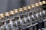 Конвейерная линия по произодству водки