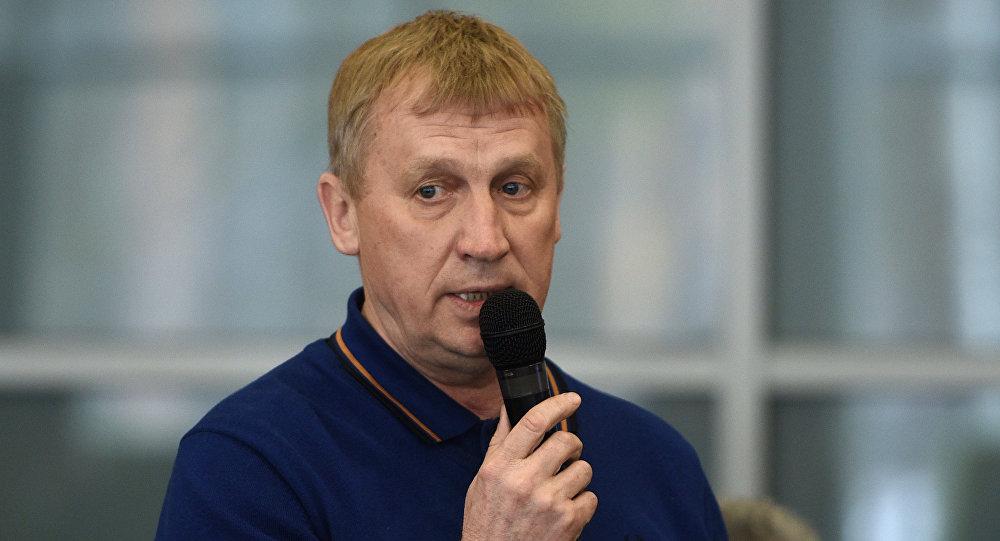 Польховский ушел споста основного тренера сборной Республики Беларусь