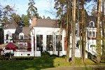 Резиденция ОАО Нафтан в подмосковной Балашихе