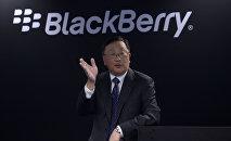 Главный исполнительный директор Blackberry Джон Чен