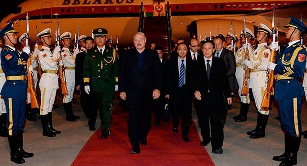 Закончился государственный визит Александра Лукашенко в КНР