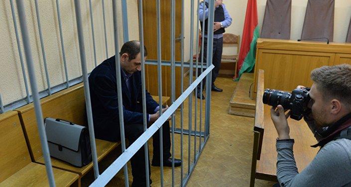 Прежнего гендиректора минского «Динамо» приговорили к 5-ти годам колонии