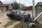 ДТП в Ольшанах