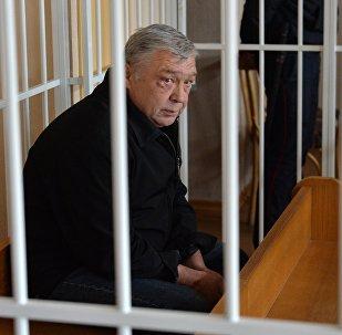 Подсудимый Александр Радкевич