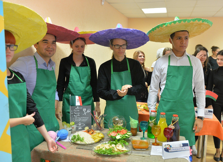 Мексиканские нотки в кулинарное шоу добавили для экзотики