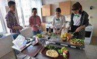 Кулинарная битва в Студгородке БГУ