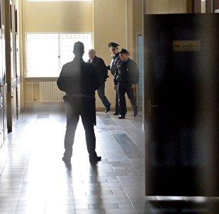 Суд Октябрьского района Минска приступил к рассмотрению уголовного дела в отношении 55-летнего Александра Радкевича, который отрезал голову щенку, принадлежавшему его сыну