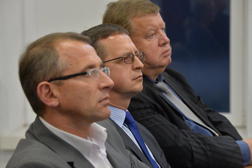 Мультимедийная пресс-конференция белорусских и российских паралимпийцев