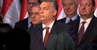 СПУТНИК_Прэм'ер Венгрыі: мы будзем супрацьстаяць рашэнням ЕС аб прыёме бежанцаў