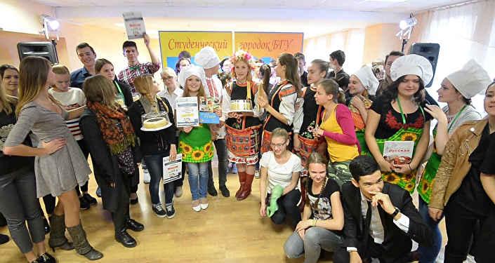 Пампушки, паэлья и палов:  в БГУ прошел Кулинарный поединок