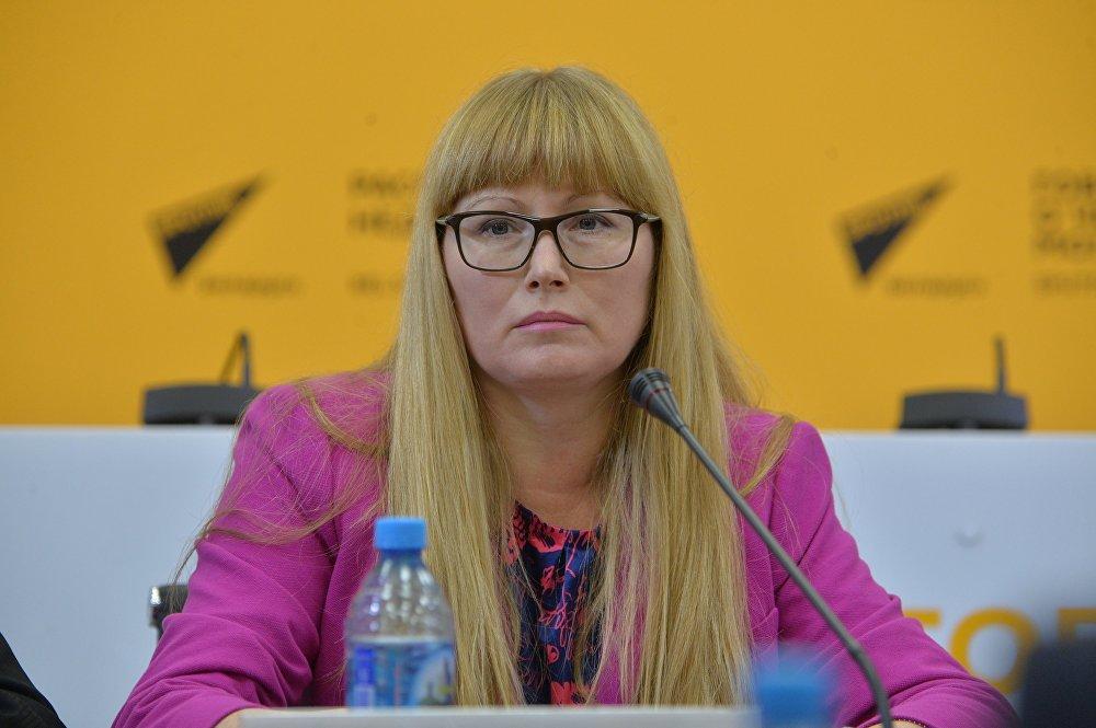 Руководитель программы Ла Страда МОО Гендерные перспективы Елена Нестерук