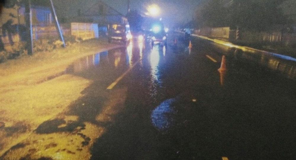 ГАИ разыскивает водителя, который насмерть сбил пешехода вПинском районе и исчез