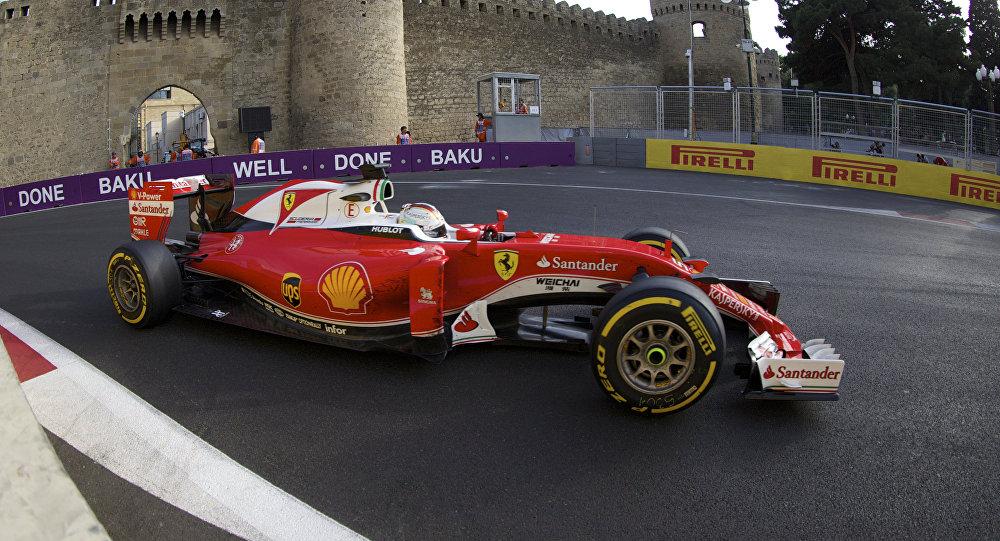 Гонка «Формулы-1» вАзербайджанской столице будет называться Гран-при Азербайджана