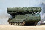 Зенитно-ракетных комплексов (ЗРК) С-300, архивное фото
