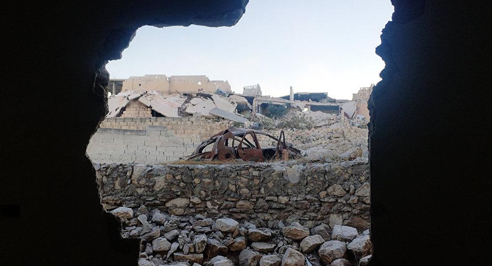 РФ предостерегла Пентагон отударов посирийским войскам