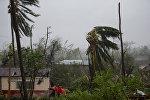 Последствия урагана на Гаити