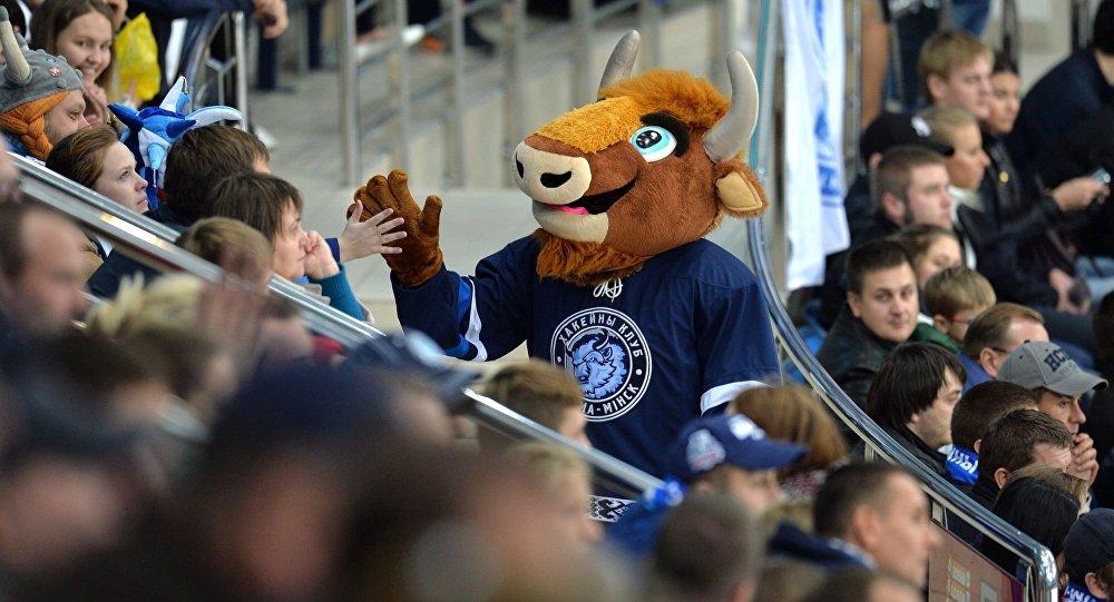 Хоккеисты минского «Динамо» несумели вырвать победу у«Салавата Юлаева»
