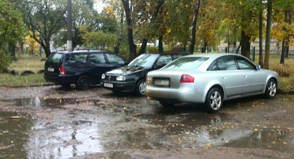 ВПинском районе насмерть сбили пешехода. шофёр исчез сместа ДТП