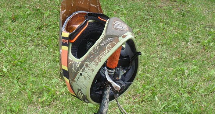 ВПинске мотоциклист насмерть сбил напереходе велосипедиста