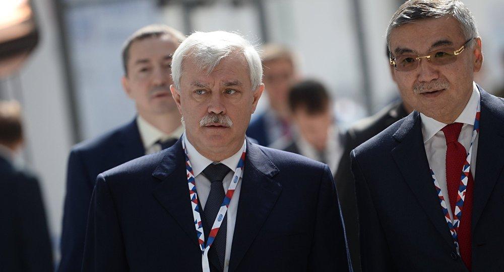 Полтавченко сделегацией отправится в республику Беларусь