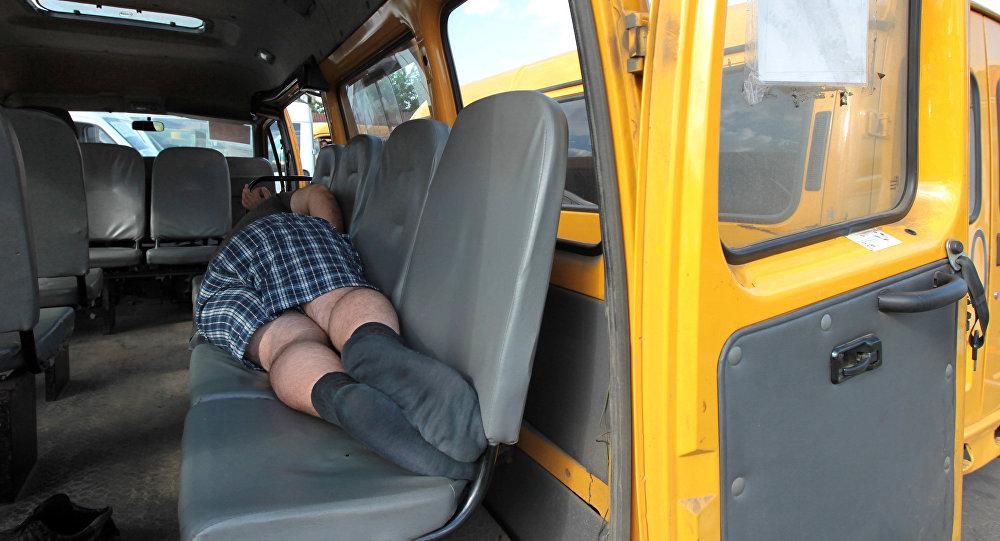 ГАИ поймала вБресте нетрезвого маршрутчика— Пьяный рейс
