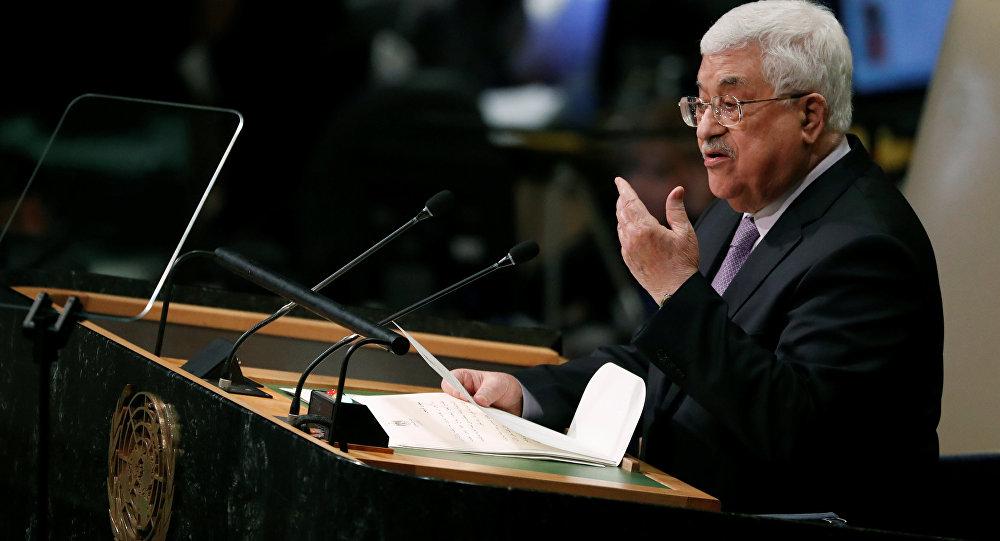 Лидер Палестины был госпитализирован