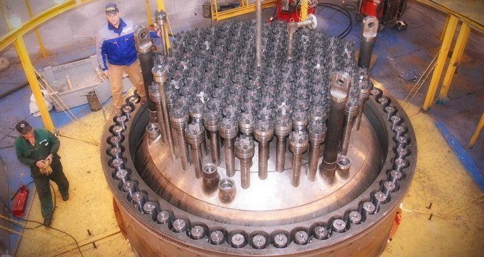 Испытания реактора для БелАЭС