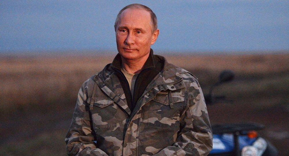 Песков поведал опланах В.Путина надень рождения
