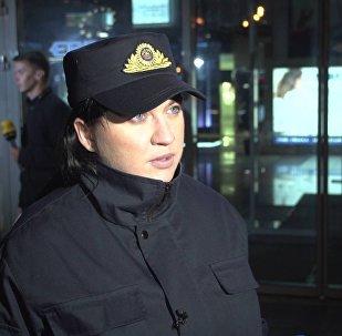 Официальный представитель СК Беларуси Юлия Гончарова