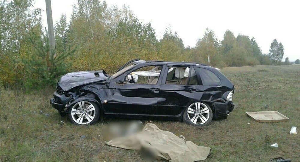 Автомобиль БМВ X5 пару раз опрокинулся вСтолинском районе: умер шофёр