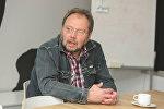 Литовский журналист Сергей Перепелица