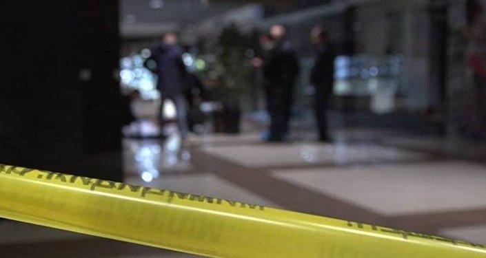 На месте преступления в ТРЦ Европа