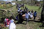 Похороны в Гаити