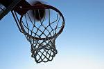 Баскетбольное кольцо, архивное фото